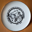 200th Anniversary Commemorative Plate