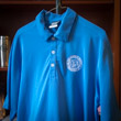 Blue 200th Anniversary Logo shirt
