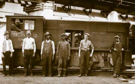 Locomotive Crew