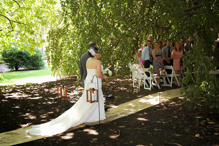 Wedding Under the Beech Tree, A.J. Sullivan Photography