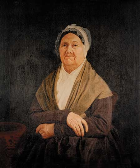 Martha Lukens Gibbons (b. 1814; d. 1892