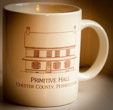 Primitive Hall mug