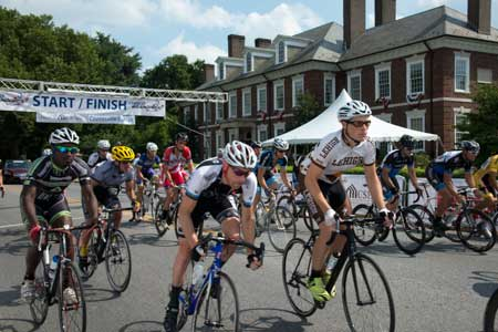Coatesville Days Bike race