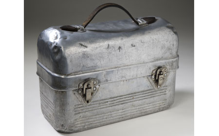 Lunch Box, From the collection of NISHM