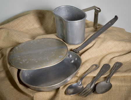 Mess Kit — Courtesy of Bob Ford