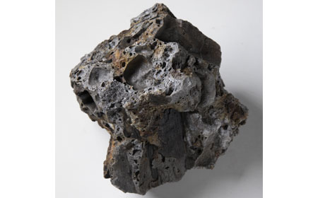 Slag, Waste material produced in iron and steelmaking, From the collection of NISHM