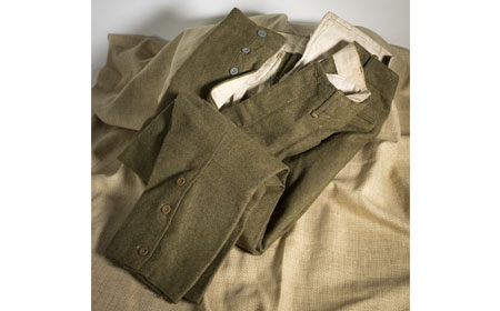 Uniform Trousers — Courtesy of Bob Ford